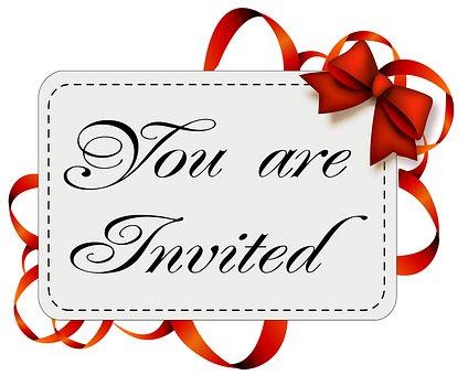 weg-einladung zur versammlung o h n e zusatzinfos, Einladung